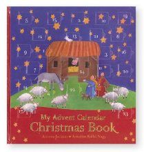 My Advent Calendar Christmas Book. Catholic Store, Catholic Gifts, Religious Gifts, Catholic Christmas Cards, Childrens Christmas Books, Virgin Mary Statue, Our Lady Of Lourdes, All Gifts, Advent Calendars