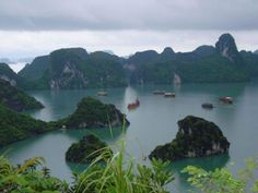 #Vietnam Ha Long Bay ♥♥♥