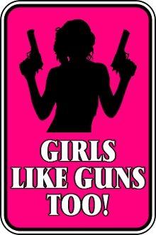 Girls Like Guns Too. My girl likes guns Love Gun, My Love, Pink Guns, Guns Dont Kill People, Gun Rights, Fire Powers, Guns And Ammo, Girls Be Like, Toys For Girls