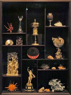 A selection of curiosities at the Wadsworth Atheneum
