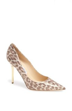 Jimmy Choo 'Abel' Pointy Toe Pump