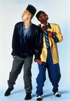 "hollywoodteenmovies: House Party Starring Kid 'n' Play - Tagline ""If… Hipster Shirts, Hipster Outfits, Grunge Outfits, 30 Outfits, Outfits Casual, Style Outfits, Themed Outfits, Fashion Outfits, Retro Outfits"