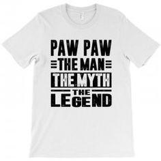 30385e265 Custom Pawpaw Tees T-shirt By Chris Ceconello - Artistshot