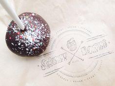 Sweet bones cafe and bakery, Braddon, Canberra. Chocolate cake pops.