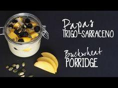 papas trigo-sarraceno | Buckwheat porridge - Made by Choices