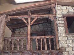 Foro de Belenismo - Paso a paso -> Una casita para el belen Mirror, Home Decor, Rustic Homes, Nativity Sets, Birth, Nativity Scenes, Miniatures, Xmas, Decoration Home
