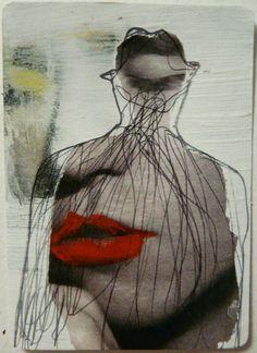 Mixed Media Art by Veronica Leto | Pictures, art, graffiti, fun ...