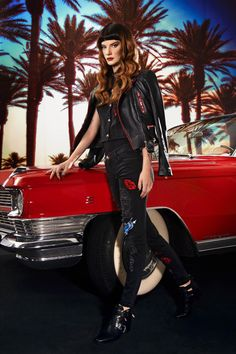 - PHILIPP PLEIN presents Cruise 2017. Drawing upon the Maison's signature statement of non-conformism, this collection represents the collision &nb