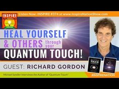 ★ The Most Powerful Energy Healing Technique! - Better than Reiki! | Richard Gordon | Quantum Touch - YouTube