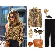 Animal print style inspiration (image source: http://fash-n-chips.com/)