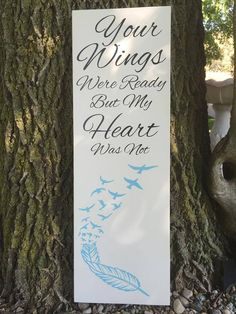 Your wings were ready my heart was not machine embroidery for Your wings were ready but my heart was not tattoo