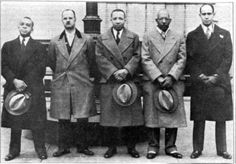 """The Alpha Phi Alpha fraternity was the first Black Greek letter organization on an intercollegiate level, and it celebrates its Founder's Day December The """"Sev… Black Fraternities, Alpha Phi Alpha, Founders Day, Black History Facts, Sorority And Fraternity, African, December 4th, Greek, Letter"""