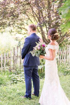 Melissa & Andrew's Love-Flooded Wedding at The Landing 1841 | Premier Bride Wisconsin