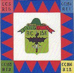 Batalhão de Caçadores 158 Angola 1961/1963