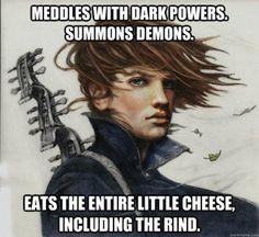 Kvothe Memes from Kingkiller Chronicles.