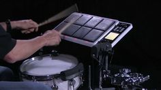 Roland V-Drums® — Hybrid Sets - YouTube