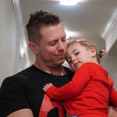 The Miz And Maryse, Michael Gregory, Wwe, Tv Shows, Daddy, Daughter, Photo And Video, Couple Photos, Couples