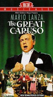 The Great Caruso starring Mario Lanza! Love him.