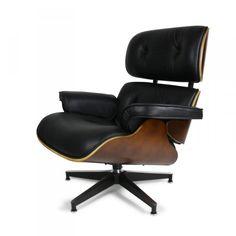 eames lounge chair is het beroemde ontwerp van charles ray eames koop. Black Bedroom Furniture Sets. Home Design Ideas