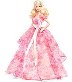 Barbie - Bcp64 - Poupée - Joyeux Anniversaire