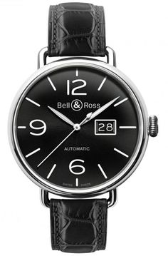 Bell   Ross Vintage BR WW1-96 Big Date (с большой датой) Pilotos 577da639b28