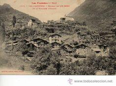 Andorra. Hameau de los bons. Labouche Andorra, Mount Rushmore, Mountains, Nature, Movie Posters, Travel, Vintage Postcards, Naturaleza, Viajes