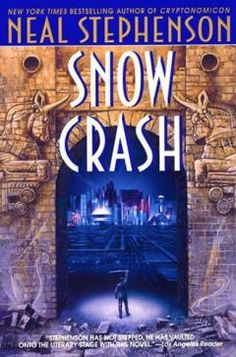 Author: Neal Stephenson. One of the best. Got a little bit of everything. Mentions Bangladesh briefly which is always a plus.