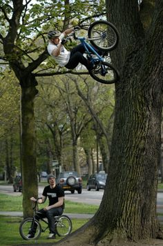 Danny MacAskill - If only I'd do that!