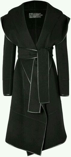 Coat - looks sort of samurai like...