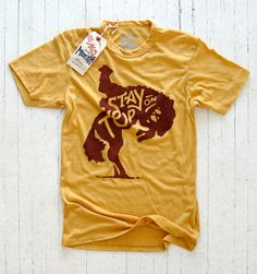 Little Mountain Print Shoppe — Stay On Top // Gold