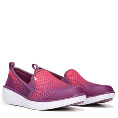 df25caa8e Ryka Women's Neve Medium/Wide Memory Foam Slip On Sneaker Shoe Ryka Shoes,  Women's
