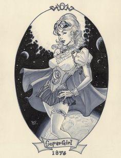 Supergirl 1887