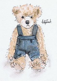 Art Journal: ...teddy bear's picnic