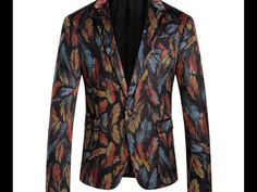 Jungle bird blazer