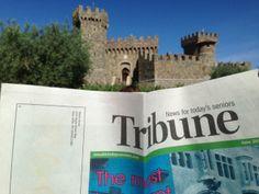 Castello di Amorosa in Napa Valley, CA