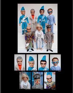 Thunderbirds ... Ufo Tv Series, Best Series, Science Fiction, Timeless Series, Thunderbirds Are Go, Thats All Folks, Cartoon Tv Shows, Vintage Tv, My Childhood Memories