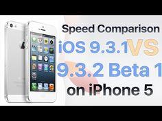 iOS 9.3.1 vs iOS 9.3.2 beta 1 – comparatia performantelor | iDevice.ro
