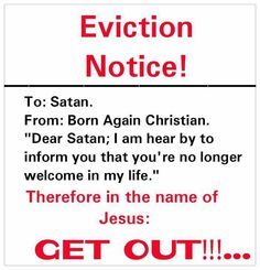 Eviction Notice  Quotes