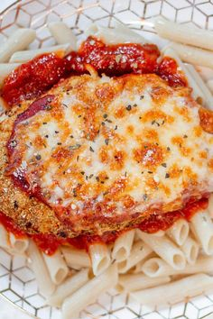 This chicken parmesan recipe is a game-changer and is made in the ever-popular air fryer. It makes flawless crispy breaded chicken without all the oil. Chicken Parmesan Recipes, Grilled Chicken Recipes, Best Chicken Recipes, Chicken Cutlets, Breaded Chicken, Classic Chicken Recipe, Air Fryer Recipes Vegetables, Chicken Marinara, Best Italian Restaurants