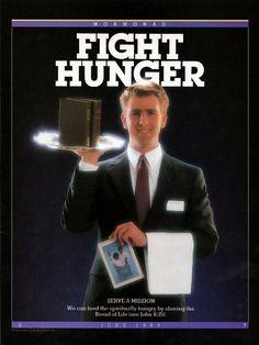 Missionary Work. #Mormonad #LDS #Mormon    More LDS Gems at: MormonFavorites.com