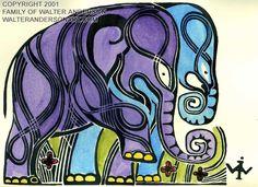 Elephants 2x2