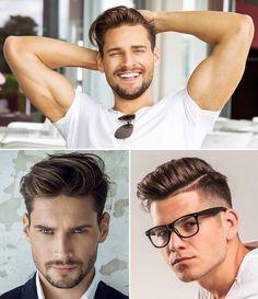 Taglio capelli maschili