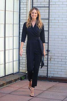 OK! Magazine   Stacy Keibler Wearing Catherine Malandrino For Kohls – Stacy Keibler