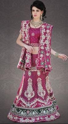 Ravishing Pink Lehenga Choli