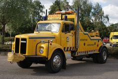 Scania 110 - van Kerstens
