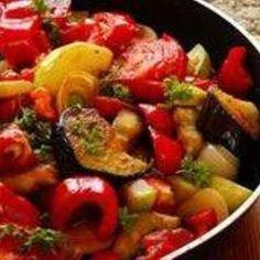 Tajine légumes espagnol