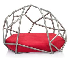 luxury dog beds from Italian designer Paolo De Anna