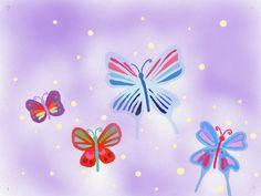 Un mondo di farfalle