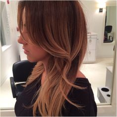 #ombre #haircolor by Alen M. For booking alen310@ymail.com