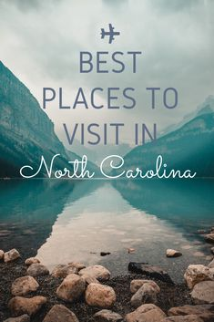 10 Best Places to Visit in North Carolina - Plan a Trip to the Tar Heel State Visit North Carolina, Moving To North Carolina, North Carolina Vacations, Living In North Carolina, North Carolina Mountains, North Carolina Islands, Fayetteville North Carolina, North Carolina Coast, Charlotte North Carolina